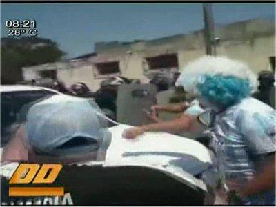 Así fueron los momentos de tensión en Guairá