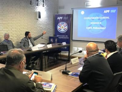 Semana a pleno con la Copa Paraguay