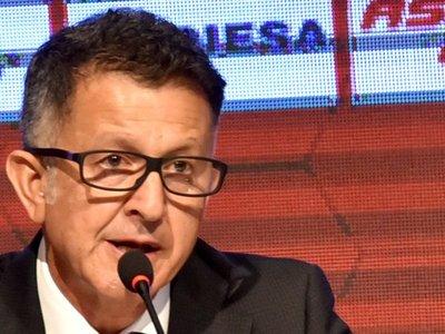 Juan Carlos Osorio, dará este martes su primera lista