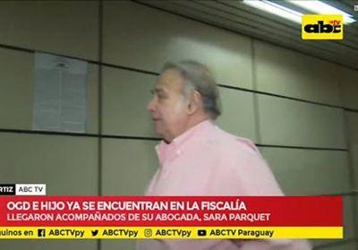 Buscan evitar prisión de González Daher y su hijo