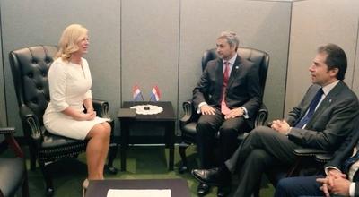 HOY / Paraguay busca acercarse a Croacia