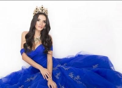 La Miss Grand Paraguay Clara Sosa A Días De Su Competencia