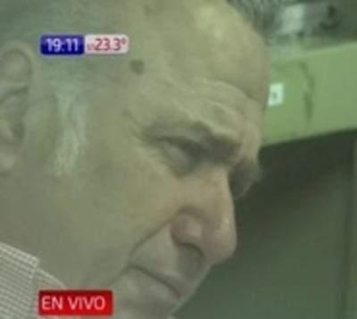 Óscar González Daher y su hijo irán a prisión