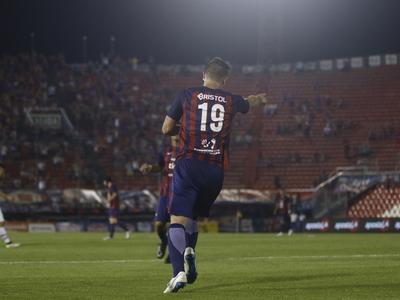 Churín analizó el último triunfo y el objetivo final con Cerro