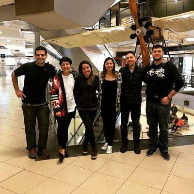 Seis paraguayos fueron becados para viajar a Estados Unidos y potenciar su emprendimiento