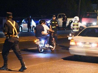 Tres niños murieron en accidentes de motos