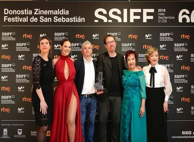 """Las herederas"" compite por Premio Netflix 2018"