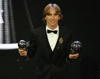 Modric, jugador FIFA 2018