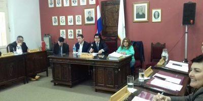 Rechazaron minuta del concejal Marecos y aprueban actualizar documentación de la donación