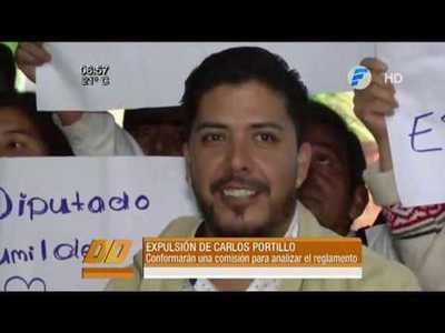 Dilatan perdida de investidura de Carlos Portillo