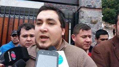 Stiben Patron afrontará juicio oral y público por quema del Congreso