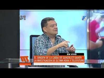 Así inició la caída de González Daher