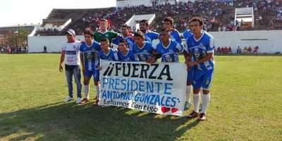 Se solidarizan con su presidente preso por narcotráfico