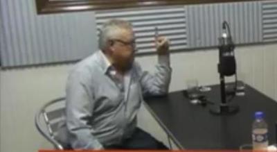 Ex diputado Garcete dará nombres de concejales que compraron terrenos en Lemos cuando sea el momento