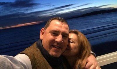 Senador Zacarías Irún y su esposa ostentan riqueza