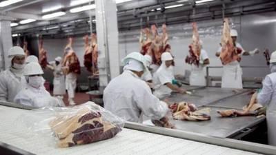 Valor medio de exportación de carne paraguaya en agosto en mínimo de 18 meses