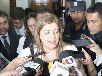 Enjuiciamiento a fiscales: Sandra Quiñónez pide objetividad al JEM