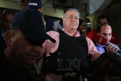 Apelan orden de prisión de González Daher y su hijo