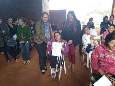3500 familias podrán percibir sus haberes del Programa de Tekoporã