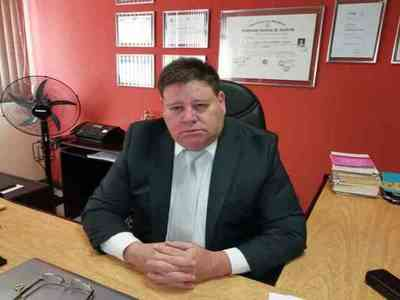 "Ratifican prisión de comisario que custodiaba a ""Piska"""