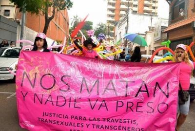 Proponen crear Día Nacional Trans en memoria de víctimas de crímenes de odio