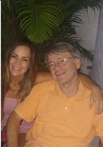 Difícil momento que está viviendo Maga Páez y familia