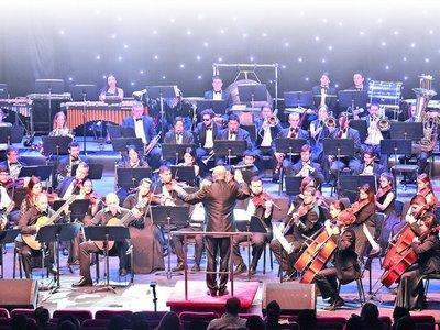 Sinfónica Nacional musicalizará la gala por los 45 años de Última Hora