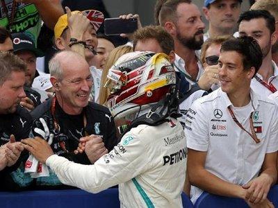 Bottas atiende las órdenes de equipo y da el triunfo a Hamilton