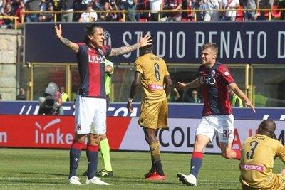 Nuevo gol de Santander