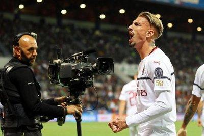 El Milan vuelve a ganar