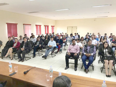 Crearán la Cámara de Industria y Comercio Distrital en Guazú