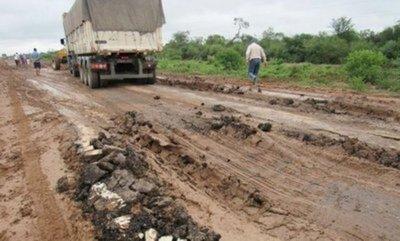 MOPC proyecta reconstrucción de la Transchaco