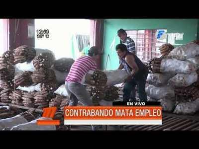 Anuncian movilizaciones contra el contrabando