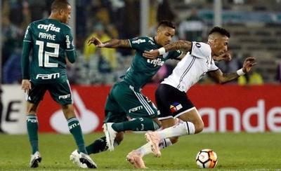 HOY / Palmeiras está a un empate de semifinales de Libertadores