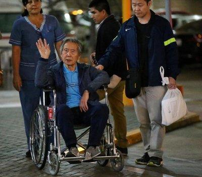 Justicia anula indulto y pide prisión para expresidente Fujimori