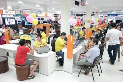 Acercate a Tupi para aprovechar los descuentos del LG Days