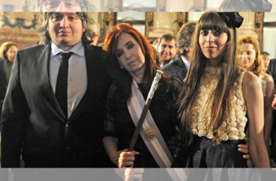 Ex presidenta argentina y sus hijos irán a juicio oral por lavado de dinero