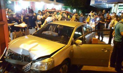 Matan a delincuente tras persecución en Hernandarias