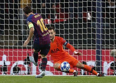 Messi encamina al Barça