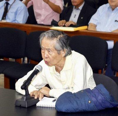 Fujimori volverá a prisión por anulación de indulto