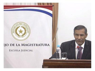 Ramírez Candia es elegido para ser ministro de la Corte