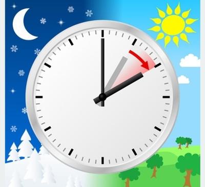 No te olvides, mañana se adelanta la hora – Prensa 5
