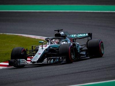 Hamilton firma su 'pole' número 80