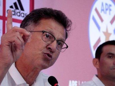 La Albirroja inicia la era Juan Carlos Osorio