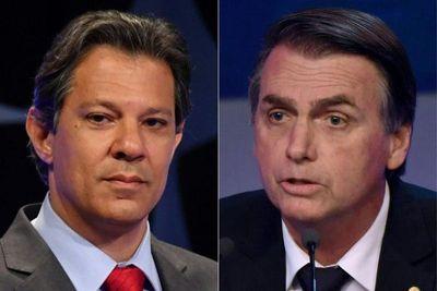 Habrá balotaje en Brasil