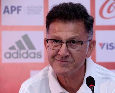 Selección paraguaya comienza este lunes su entrenamiento con Osorio al frente