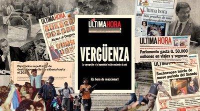 El diario Última Hora celebra 45 años