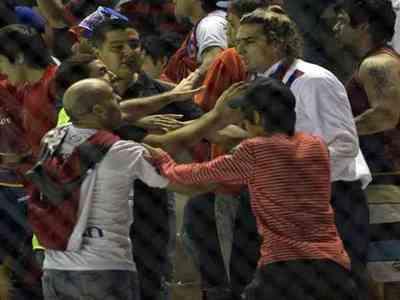 """Suspenden preliminar de Carlos """"Aquiles"""" Báez"""