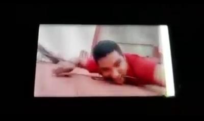 """El video del diputado que es viral en redes, señalan que estaría """"volado"""""""