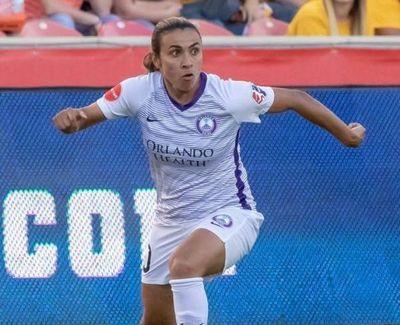 Marta, candidata al Balón de Oro femenino